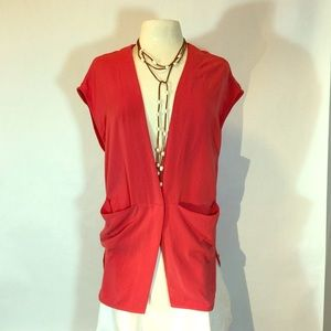 Sweet Rain Top/Vest. Size: Small
